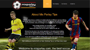 fixed odds tips