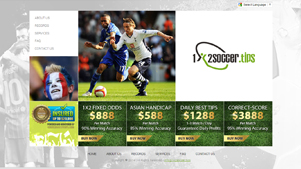 1X2 Soccer Predictions