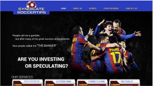 Syndicate Soccer Tips
