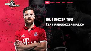 Certified Soccer Tips